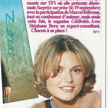 ALEXANDRA BRONKERS est l'étoile qui monte sur TF1