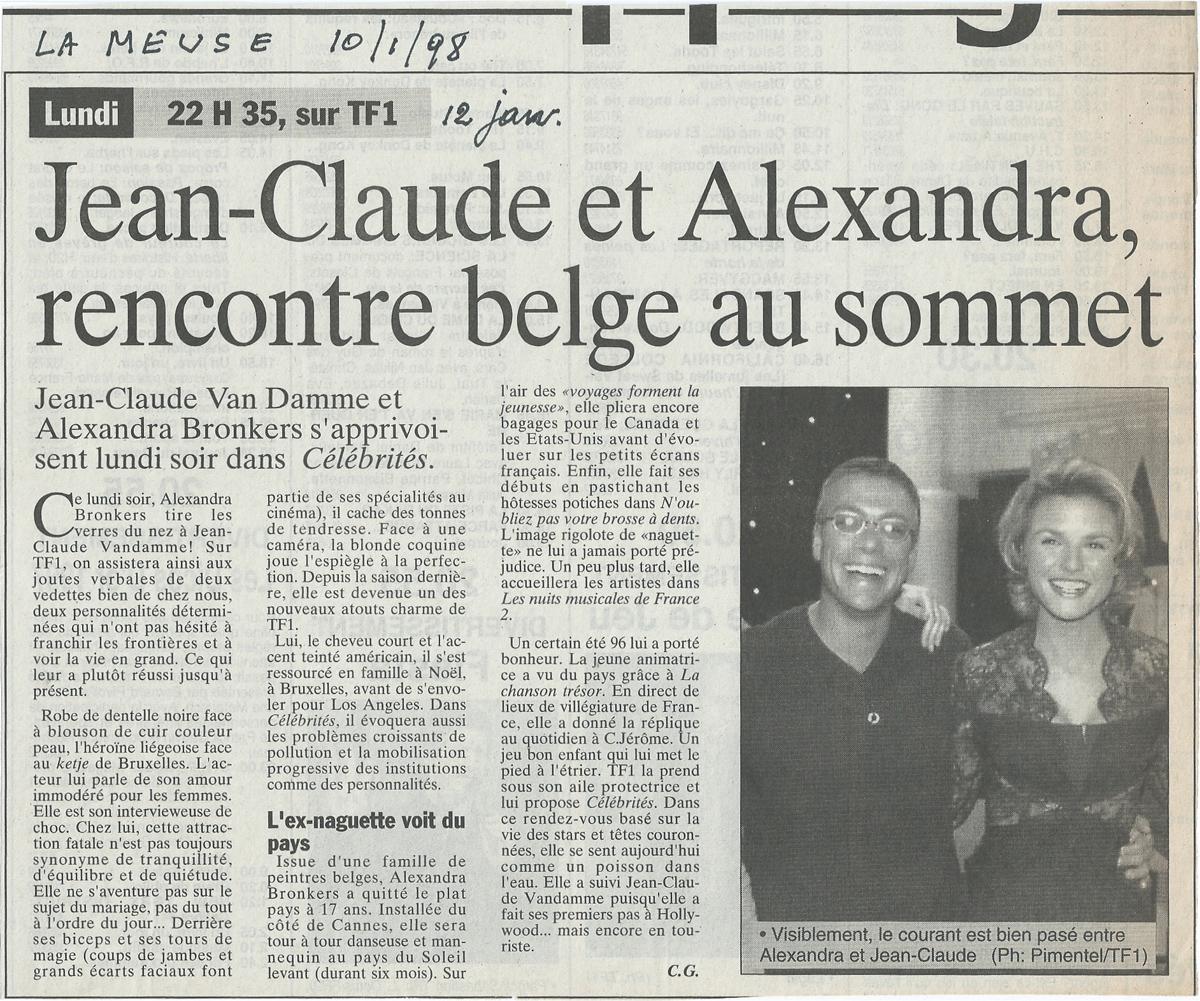 Rencontre sms belge